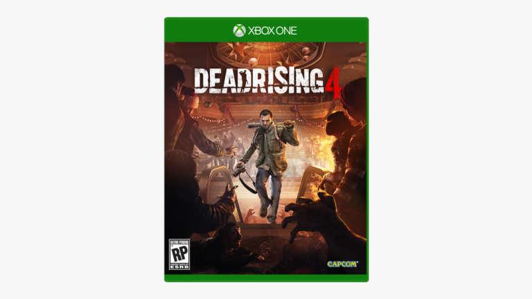 Dead Rising 4 Case Front