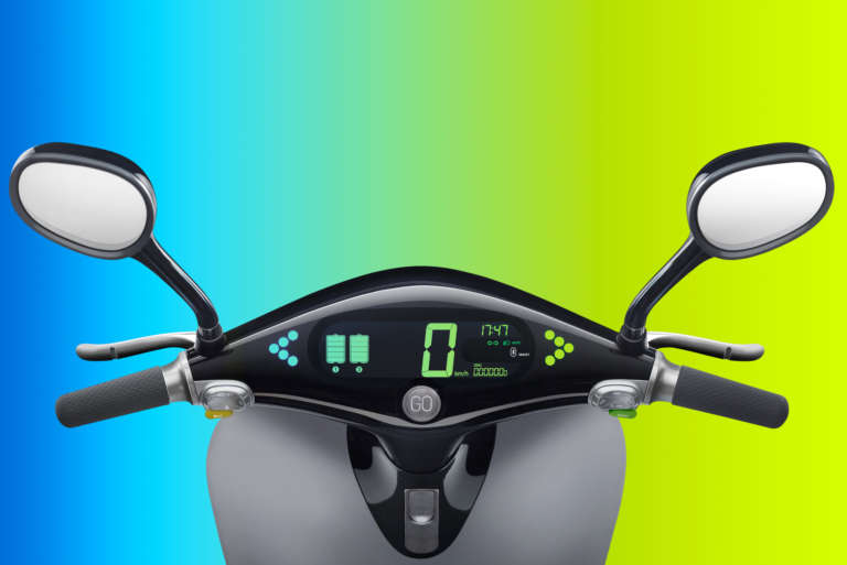Gogoro Dash Colors