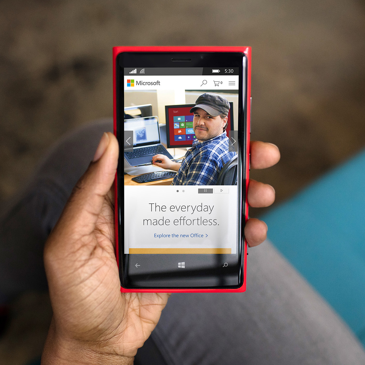 Microsoft All Together 1 Mobile