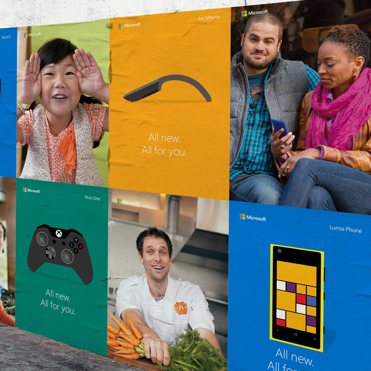 Microsoft All Together 5 Mobile