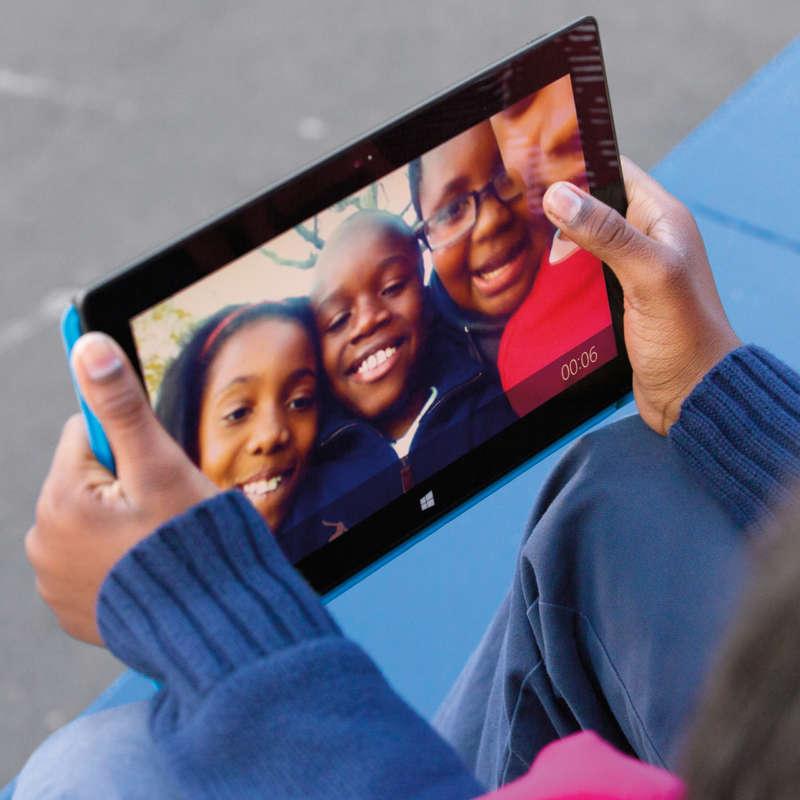 Microsoft Vizid Tablet