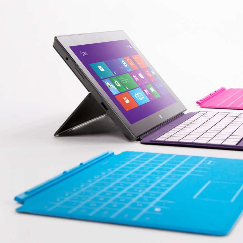 Microsoft Vizid Tablet Grey