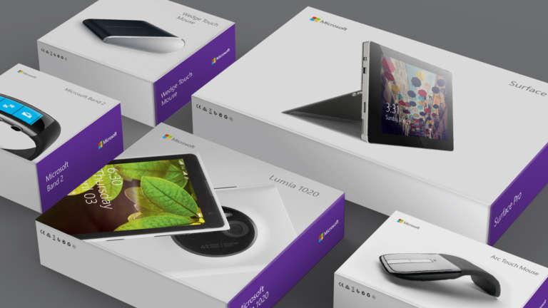 Microsoft Packaging Clean