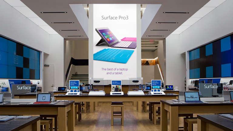 Microsoft Windows Store New