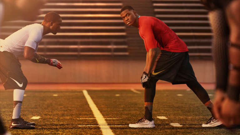Nike Football Header