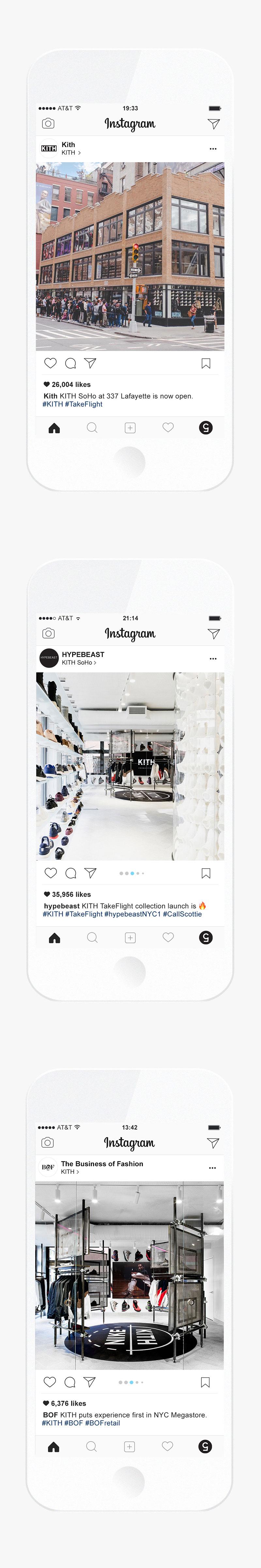 Nikex Kith Social Phones Mobile