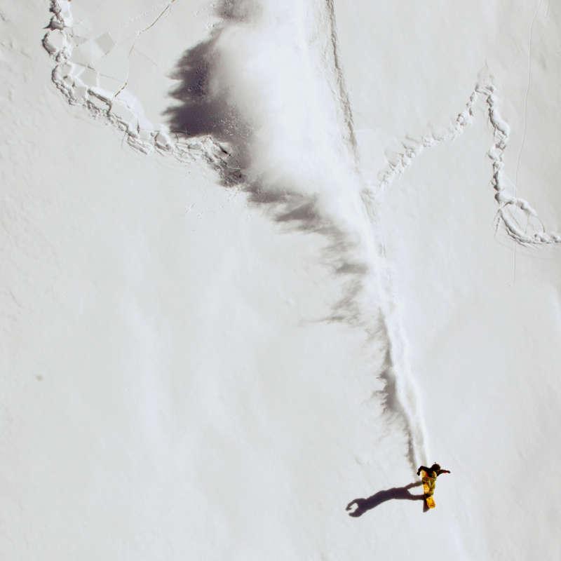 Nike Snow Vizid Snow Texture