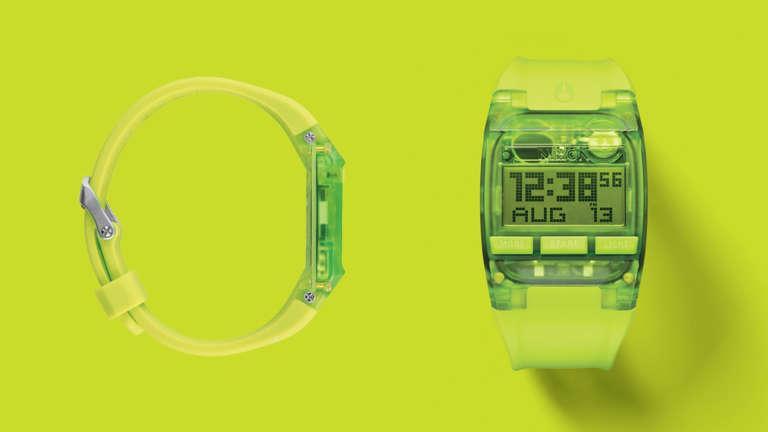 Nixon Comp Green