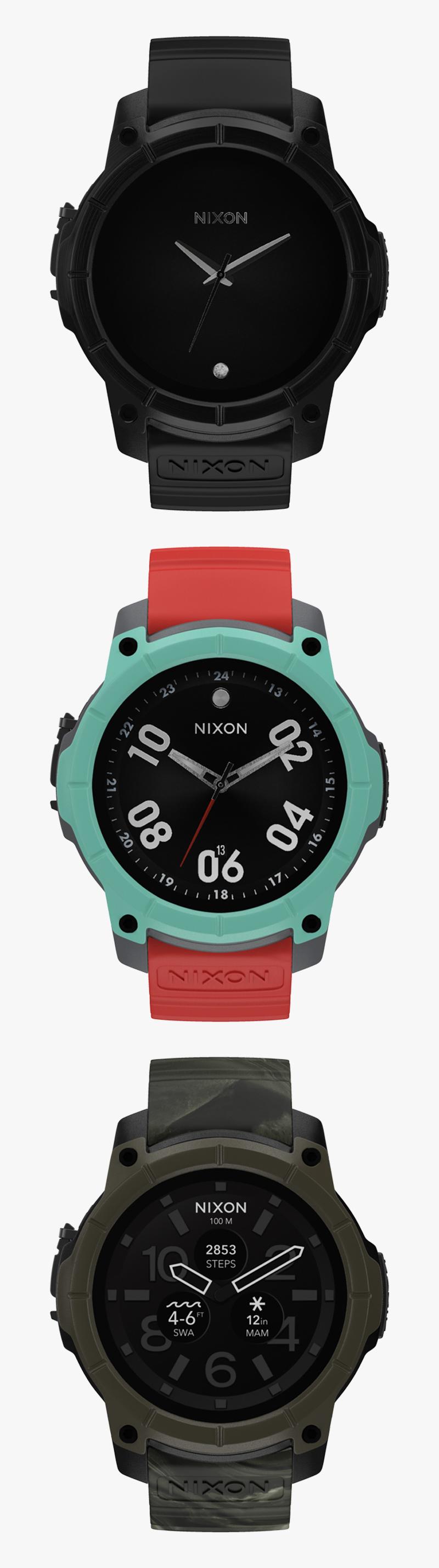 Nixon Mission Product Custom Mobile