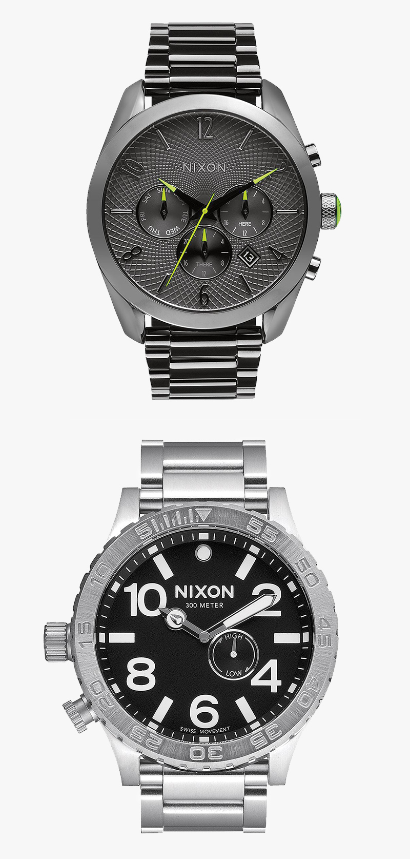 Nixon Soldiers Mobile 4