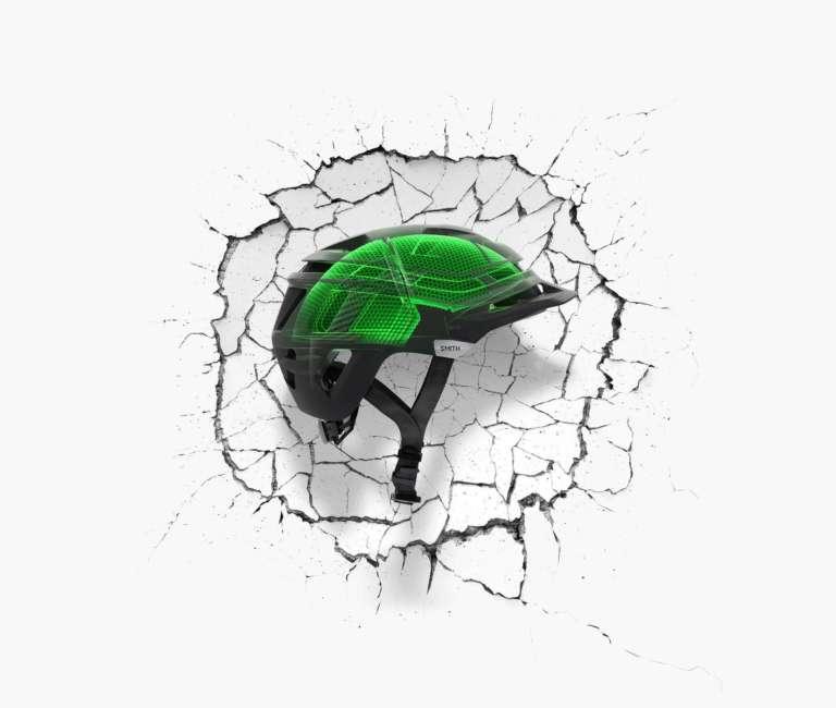 Smith Tech Koroyd Helmet Wall 2