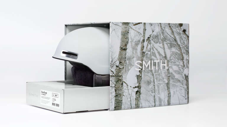 Smith Packaging Helmet
