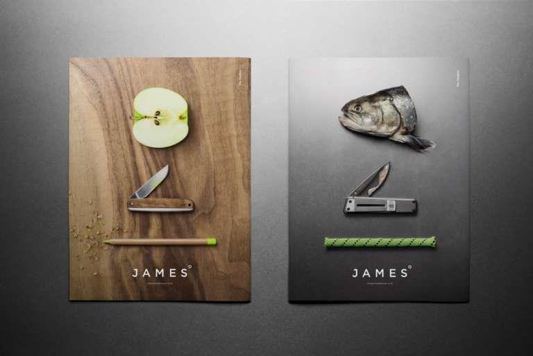 James Brand Magazine