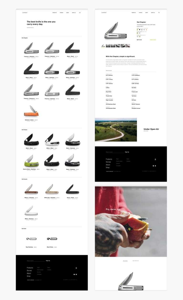 James Brand Web Mockup Store 2