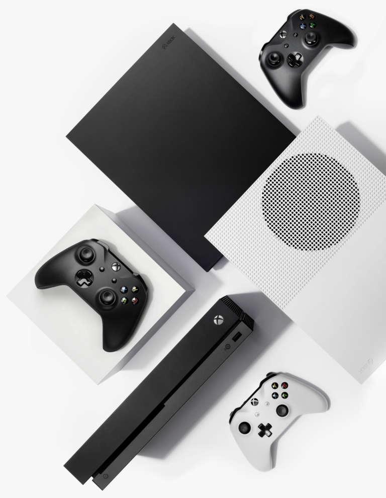 Xbox One X Essence 4