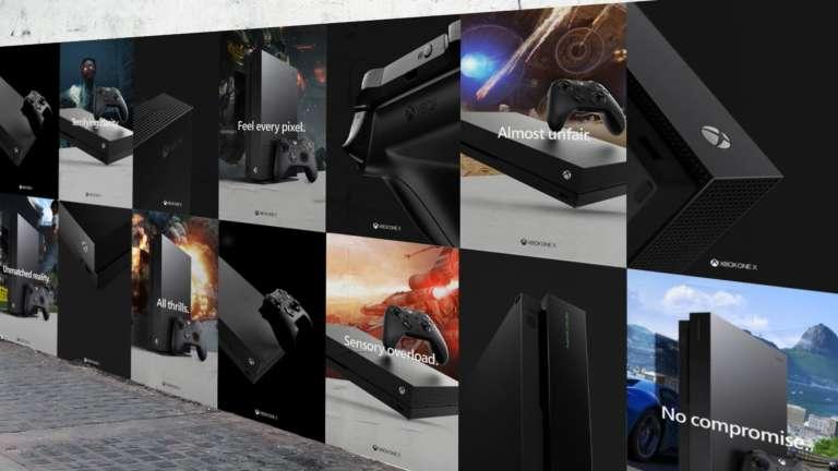 Xbox One X Wild Post